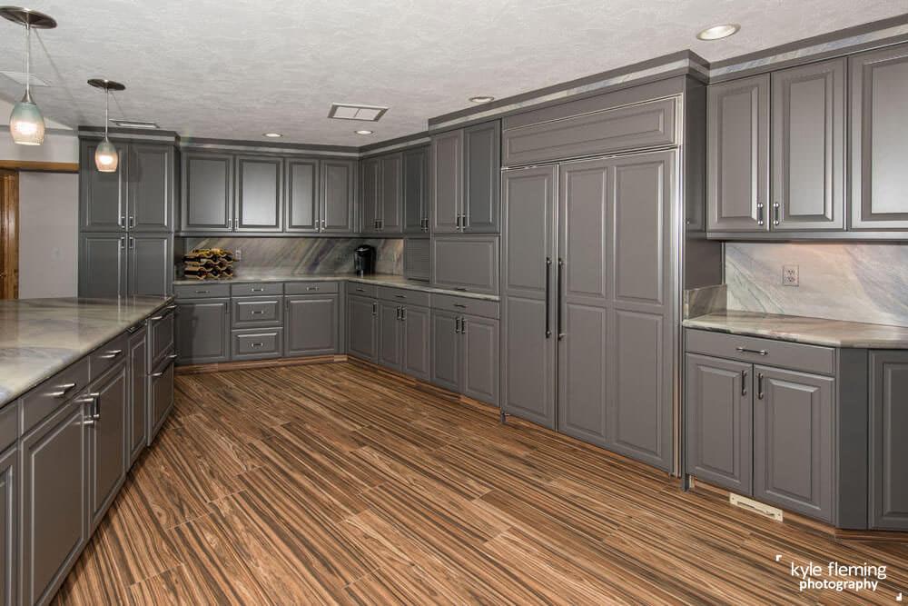 KyleFlemingPhotography_Real Estate Kitchen