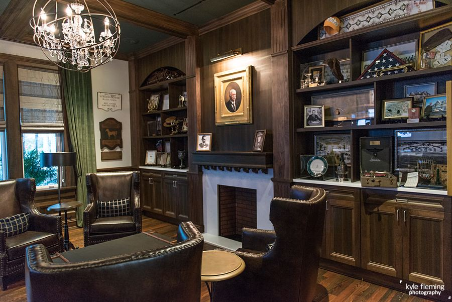 Belleview Inn - History Room