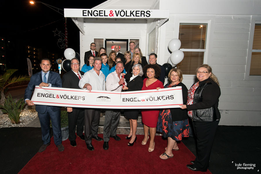 Engel volkers madeira beach grand opening and ribbon - Engel and volkers ...