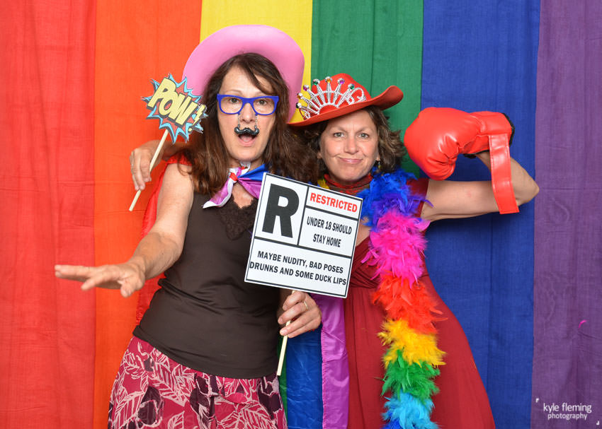 Pride Photo Booth