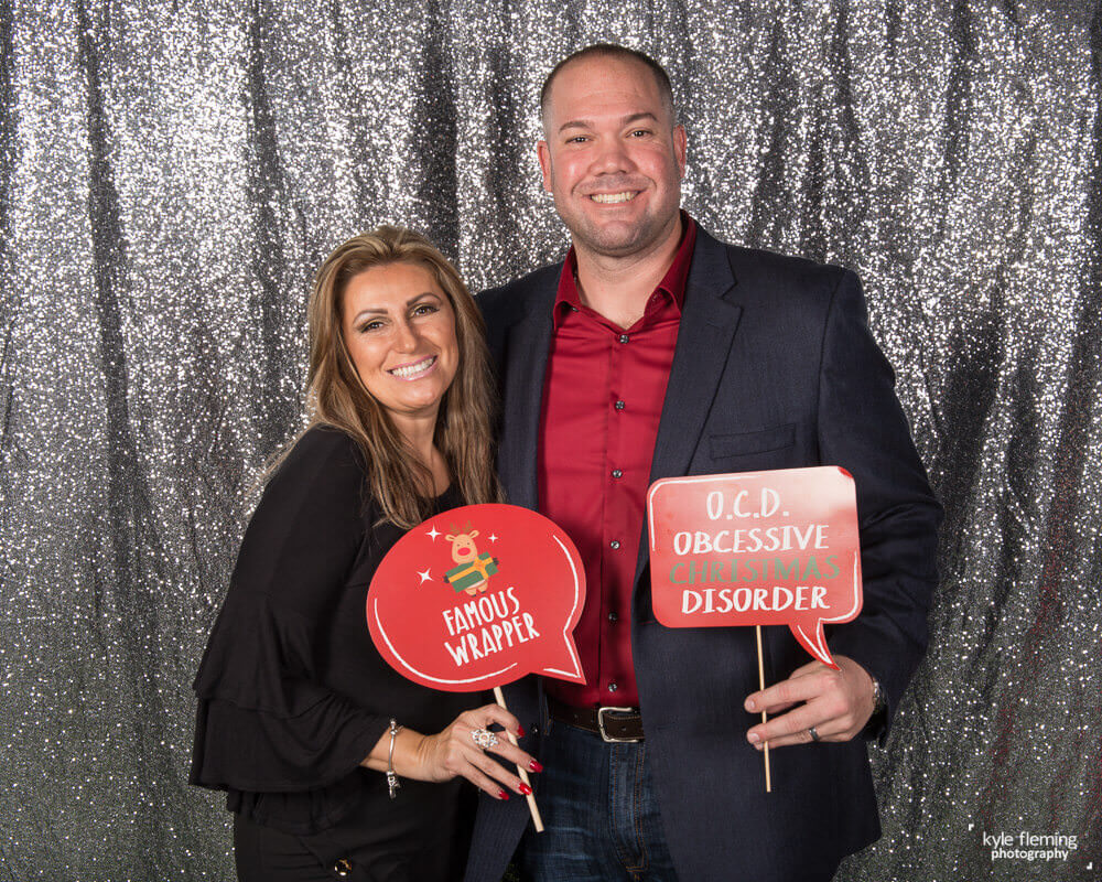 Kyle Fleming Photography_Holiday Photo Booth