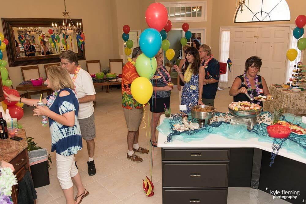 70th Birthday Event Photography