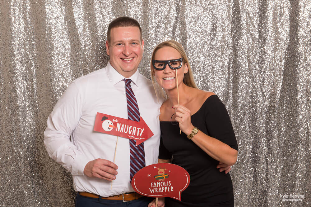 Kyle Fleming Photography_Christmas Photo Booth