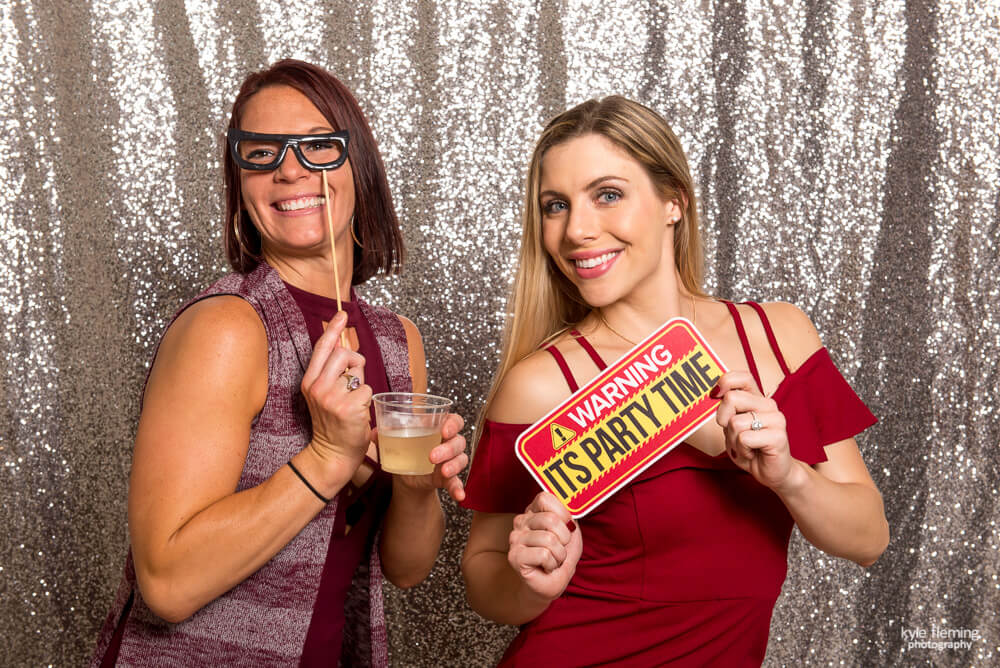 Kyle Fleming Photography_Photo Booth Fun