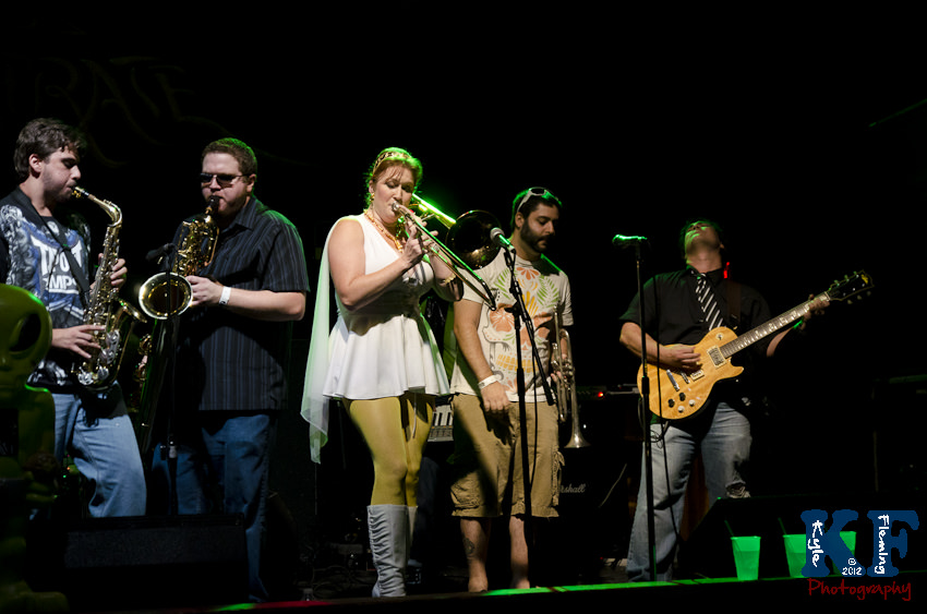Fall on Purpose performs at State Theatre St. Petersburg