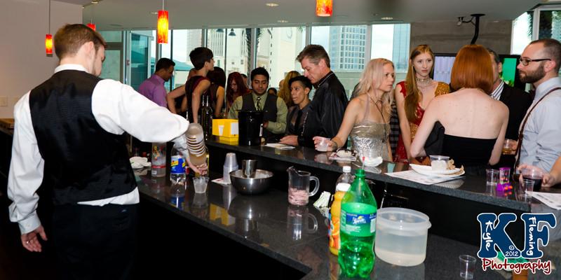 Kyle Fleming Photography - Model Behavior Cocktail Soiree Tampa, Fl