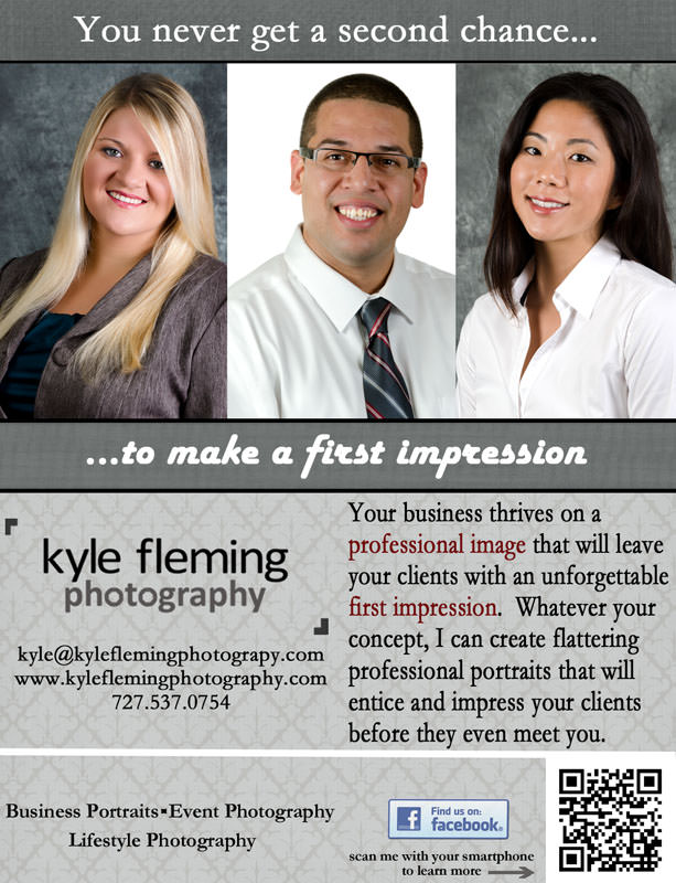 Kyle Fleming Photography - Business Headshots