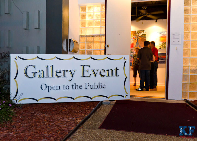 Kyle Fleming Photography_Gallery Event at Canvas Zoo in Clearwater, FL