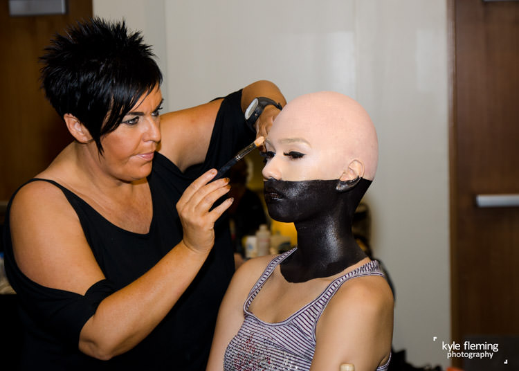 Miami Beach Fashion Week Back Stage_-_Kyle Fleming Photography