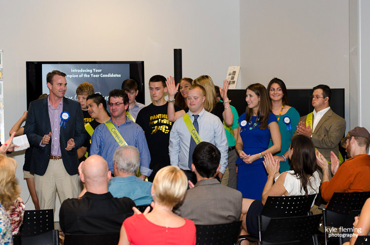 Best Buddies Tampa Bay Champion of the Year Event Photography
