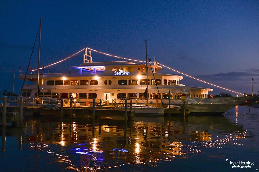 Yacht Starship Tampa Bay
