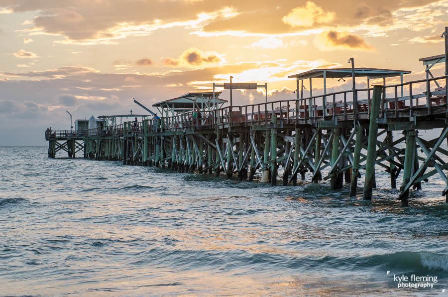 Kyle Fleming Photography_Redington Beach Pier