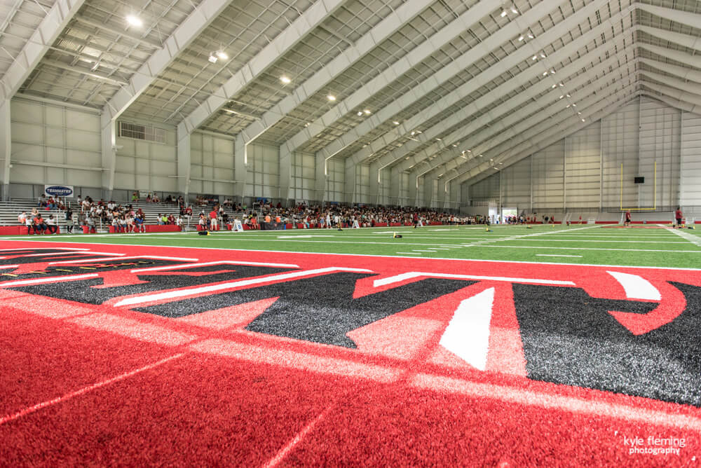 Tampa Bay Bucaneers Training Camp Pro camps